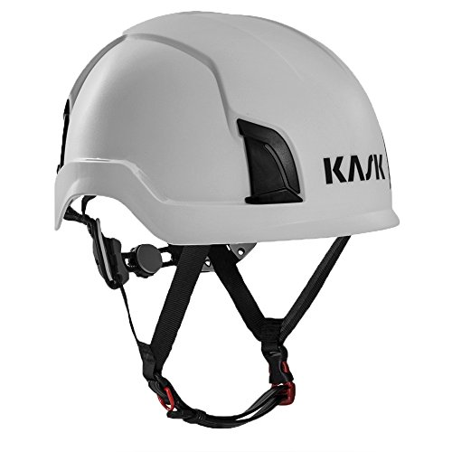 KASK Schutzhelm, Bergsteigerhelm, Industrie-Kletterhelm - Arbeitsschutz-Helm EN 397, Farbe:weiß