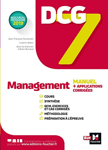 DCG 7 - Management Manuel et applications