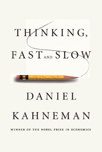 Thinking Fast and Slow product image