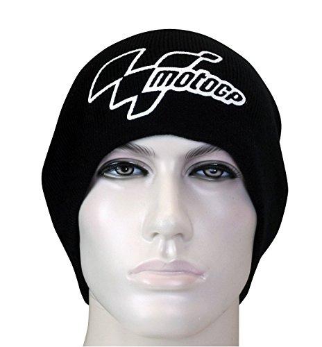 MotoGP - Bonnet Style Beanie Thermique Noir