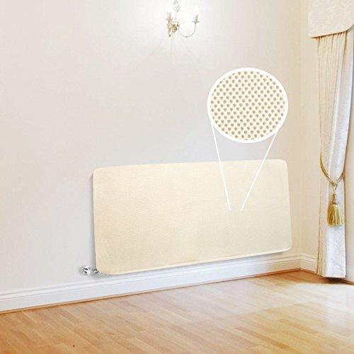 Safetots - Funda para radiador (doble tela, 70 x 200 cm)