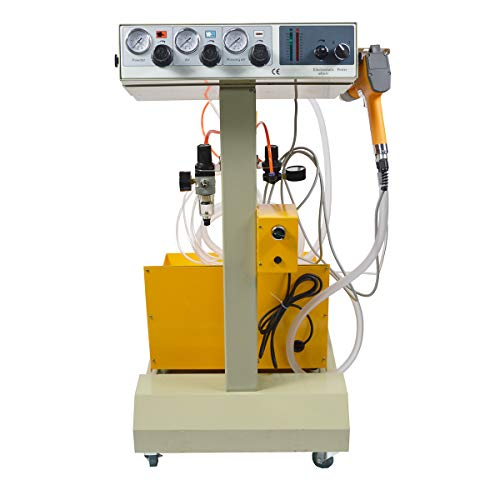 INTBUYING 110V Electrostatic Powder Coating...