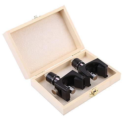 2 stücke Jointer Hobelmesser Einstellung Jig Magnetische Hobelmesser Einstellung Jig Gauge Setter Holzbearbeitungswerkzeug