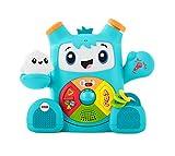 Fisher-Price- Rockit Baby Ritmo, Giocattolo Elettronico Educativo per Bambini dai 6 Mesi, ...