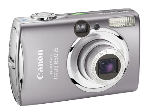 Canon Digital IXUS 850 IS Digitalkamera (7 MP)