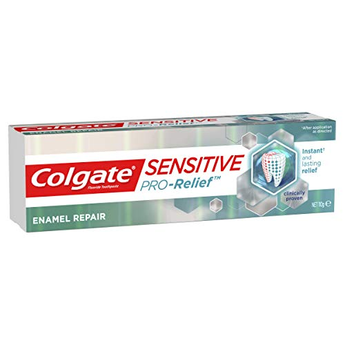 Colgate Sensitive Pro-Relief Enamel Repair Sensitive Toothpaste Clinically Proven Teeth Pain Relief 110g
