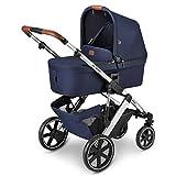 ABC Design - Passeggino Salsa 4 Diamond Edition – Passeggino combinato per neonati e bambini fino...