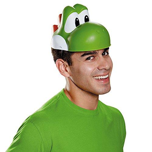 Generique - Yoshi Maske für Erwachsene Nintendo