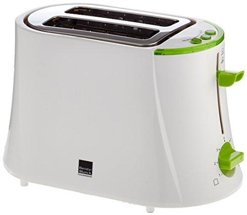 Mia TA 0040G Doppelschlitz Toaster