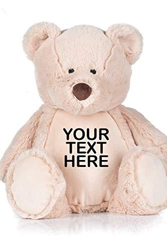 Mumbles Personalisierbarer Zippie Teddy