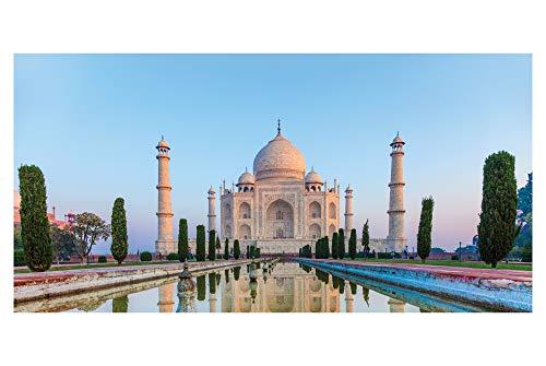 LimeWorks Toalla de Baño, 70x140 cm, Taj Mahal - India