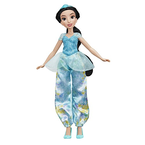 Disney Princess - Jasmine Classic Fashion Doll, E0277ES2