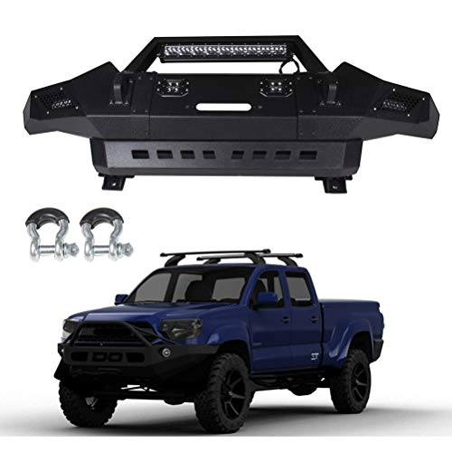 06 tacoma front bumper - 5