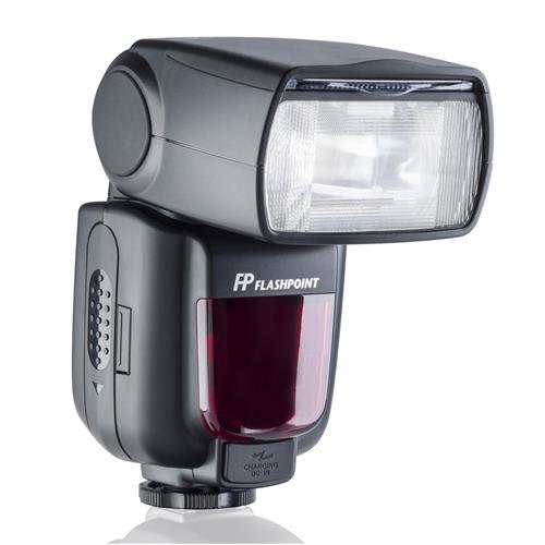 Flashpoint Zoom TTL R2 Flash with Integrated R2 Radio Transceiver - Canon (TT685C)