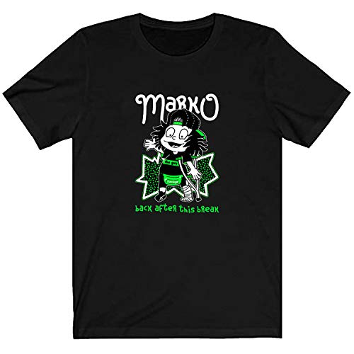 Marko Stunt T-Shirt Hoodie Birthday Gift Ideas Shirt Customize Men and Women (Design 1 - L)