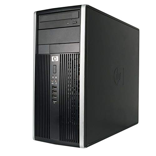HP Elite 8300 Tower Desktop (Intel Quad Core i5 3.20GHz, 16GB RAM, 2TB HDD, 120GB SSD, Windows 10 Professional, WiFi, HDMI, Bluetooth) (Renewed)