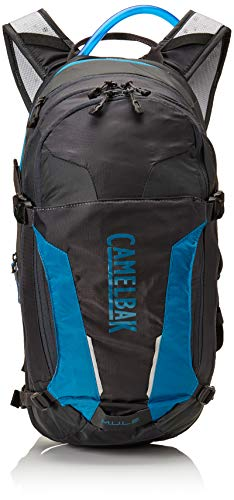 CamelBak M.U.L.E. Mountain Biking Hydration Pack - 20 Percent More Water Per Sip - Easy