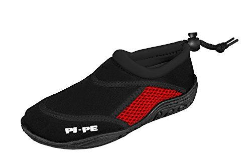 PI-PE Active Badeschuhe Aqua Shoes Damen Herren Schwimmschuhe Strandschuhe...