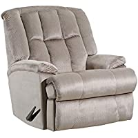 Lane Home Furnishings Rocker Recliner, 48 x 42 x 45 inches (Doe)