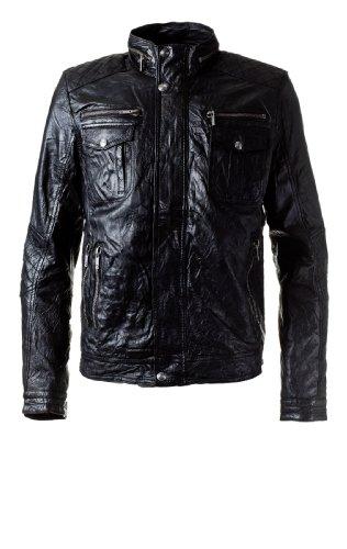 Solid Herren Jacke 6139623, Gr. 48 (S), Schwarz (9000 BLACK)