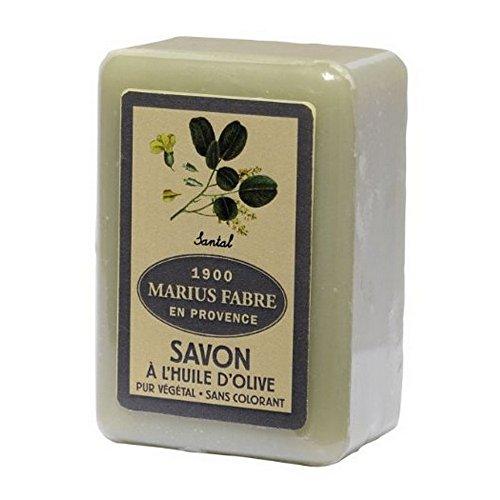 Marius Fabre 'Herbier' : Savon de Marseille Sandelholz 150 g