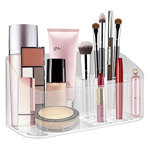 ad: $7.55  (40% off)   Clear Plastic Makeup Organizer  CLIP THE COUPON ON PAGE   …