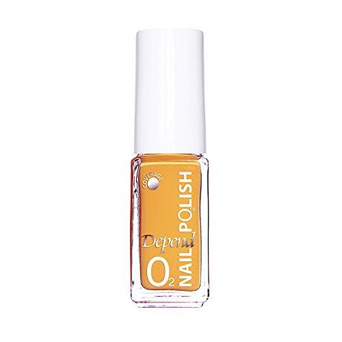 Nagellack O2gelb/orange