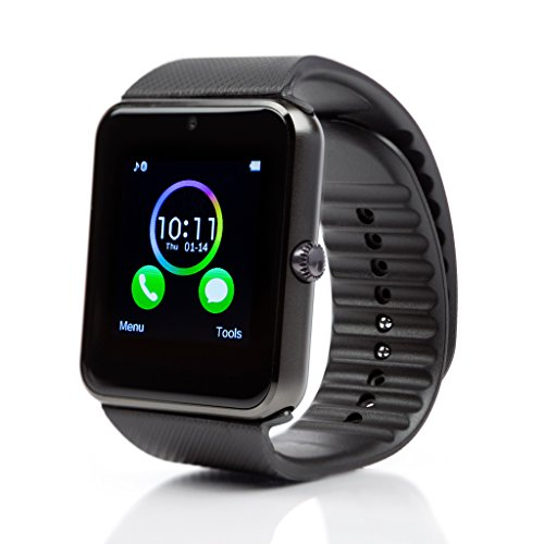 Tidii GT08Negro Android SmartWatch