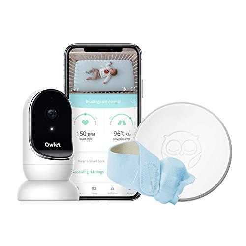 Owlet Monitor Duo: Smart Sock Plus HD