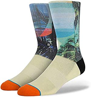 Men's Dwyane Wade Collection Clemantine Socks L/XL (9-13)