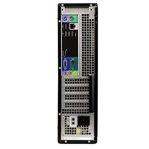 Dell Optiplex 790 Core i5 3.1GHz, 1TB Hard Drive, 16GB Memory, Windows 10 x64, Dual 19 Monitors (Renewed)