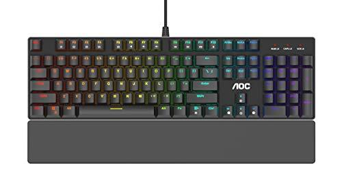 AOC Gaming Full RGB Mechanical Keyboard