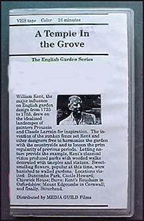 The English Garden Series a Temple in the Grove William Kent Garden Designs