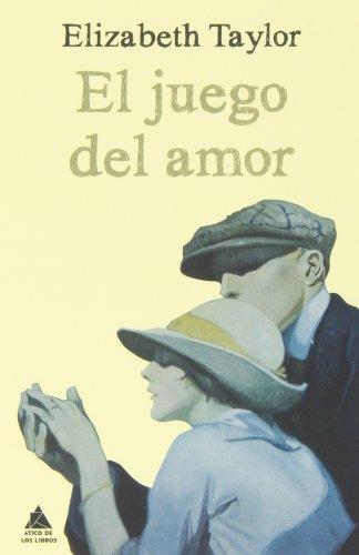 El Juego Del Amor (Ático de los Libros)