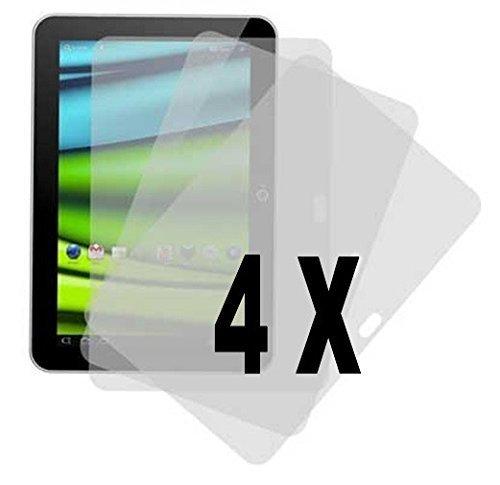 Theoutlettablet Pack 4 Protectores de Pantalla para Tablet Bq Aquaris M10 10.1' Screen Protectors