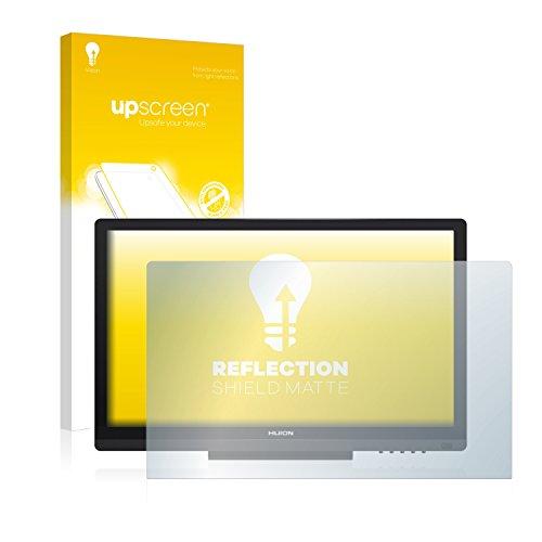 upscreen Protector Pantalla Mate Compatible con Huion Kamvas GT-191 Película – Antireflejos, Anti-Huellas