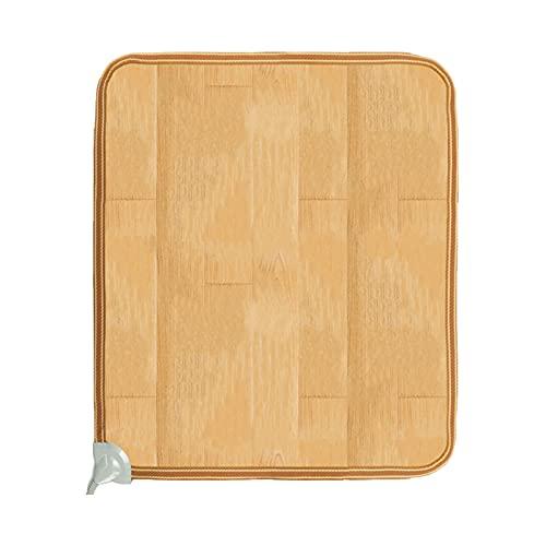 55x50cm kleiner Teppich+ integrierter Heizung & Fußschalter unterm schreibtisch