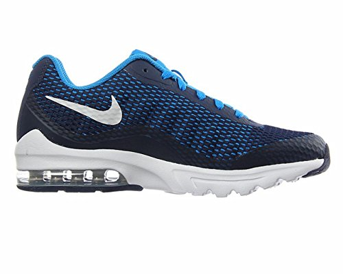 Nike Air MAX Invigor SE, Zapatillas de Running Hombre, Azul (Azul/(Midnight Navy/White/Photo Blue) 000), 40 EU