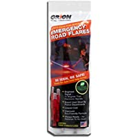 3-Pack Orion 15 Minute Emergency Road Flares