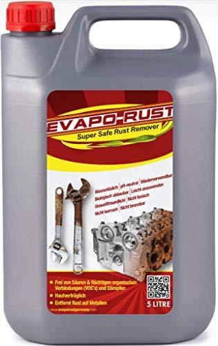 EVAPO-RUST® Super Rust Remover Rostentferner-Flüssiglösung, 5 Liter