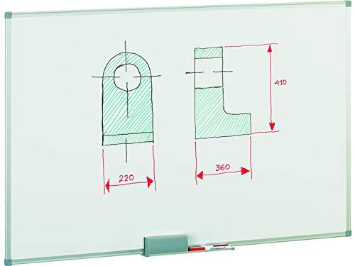 Faibo 840-1 - Pizarra lacada magnética