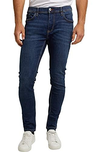 edc by Esprit Herren 990CC2B304 Jeans, 901/BLUE Dark WASH, 36/34