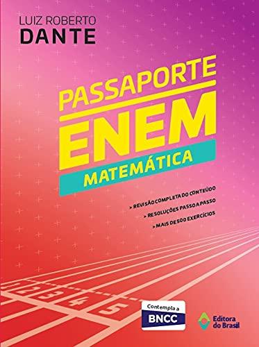Passaporte enem Matemática - Volume único - Ensino fundamental II