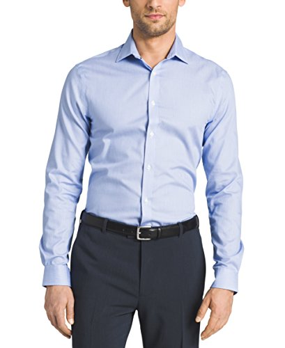 Tommy Hilfiger Men's Non Iron Slim Fit...
