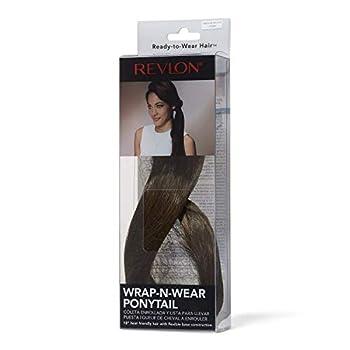 Wrap-N-Wear Ponytail - Medium Brown Medium Brown