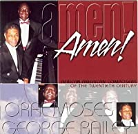Amen: African-American Songs & Spirituals 20th Cty (2001-12-18)