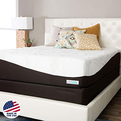 Fantastic Deal! Simmons Beautyrest ComforPedic from Beautyrest 10-inch Twin-Size Gel Memory Foam Mat...