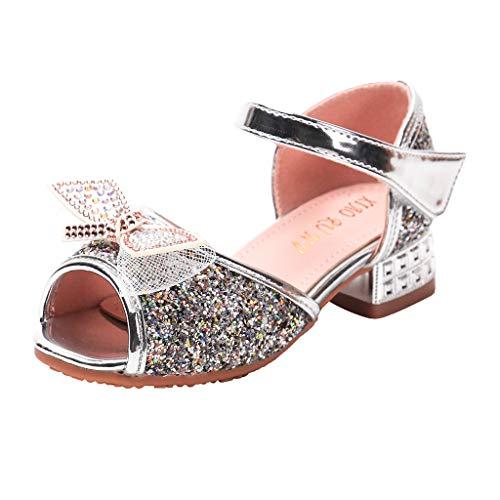 Comie Mädchen Sandalen, Prinzessin Schuhe, Baby Perle Kristall Bling Bowknot Einzelne Schuh, Säuglingsschule Schuhe, Kleinkind Pre Lauflernschuhe