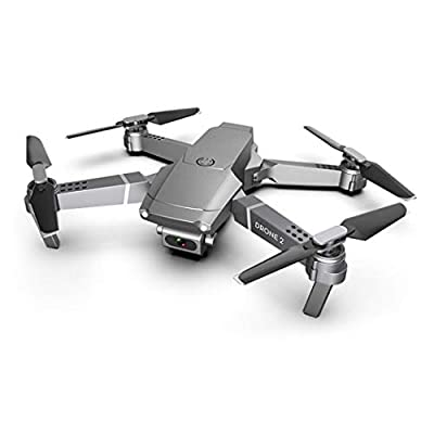 Vpicuo Quadcopter Fixed Height Folding Drone Aerial Remote Control Aircraft Quadcopters