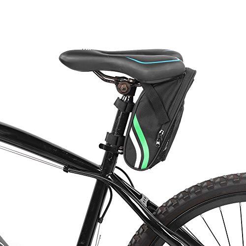 Yagosodee Bolsa de Sillín para Bicicleta de Montaña Portabotellas para Bicicletas Portabotellas para Bicicletas Portabotellas de Agua para Bicicletas Regalos para Hombres